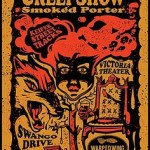 "Warped Wing Releases ""Creep Show"" in time for Amber Rose Ghost Hunt"
