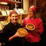 Homemade Pies at Ghostlight Coffee