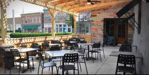 WheatPenny Patio