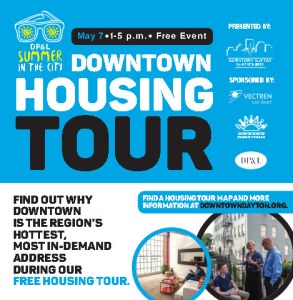Downtown Housing Tour takes place 1-5 p.m. Saturday, May 7.