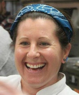 Julia hoy is a shining star at the DLM Culinary Center