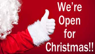 Restaurants Open For Christmas 2016