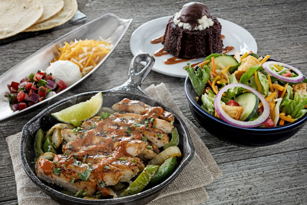 Chili's $10 Three Course Meal Deal