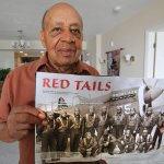 A Tuskegee Airman Lands in Dayton