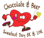 5th Annual Chocolate and Beer Sweetest Day 5K/10K