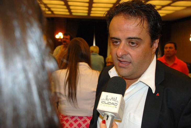 El concejal de Urbanismo y presidente del consejo de administración del IMS, Eduardo Gutiérrez (IUCM), es el blanco de las críticas de los trabajadores del IMS