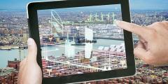 استخدام الذكاء الاصطناعي في مشاريع البنية التحتية