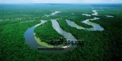 نهر الأمازون أطول أنهار العالم