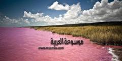 بحيرات السنغال داخل الوادي المتصدع