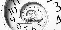 حينما تتوقف عقارب الزمن… لحظات فارقة تجعل الزمن بلا معنى!