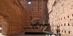 قصر البديع: تحفة من تحف مراكش المعمارية