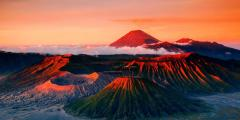 الأماكن السياحية في إندونيسيا