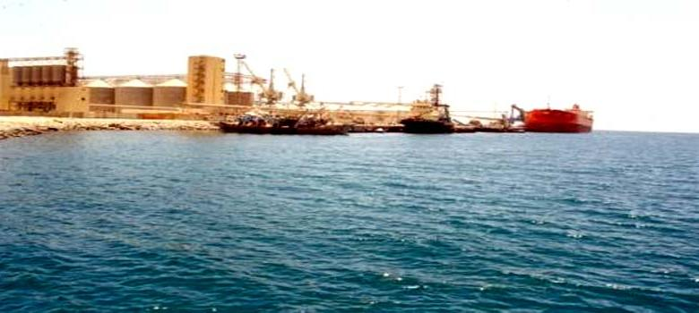 صورة ميناء الصليف ( الحديدة )
