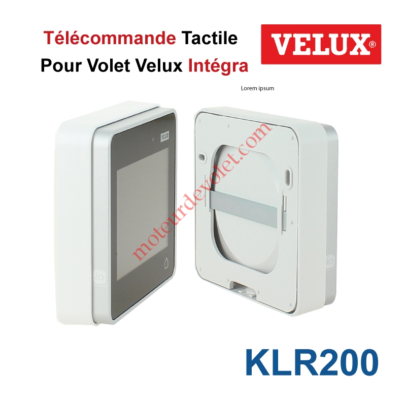 Telecommande Velux Klr 100 Gamboahinestrosa