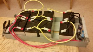 OT: Wiring Diagram For APC UPS Battery? (RBC33) | Motherboard Forums