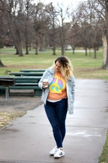 Transitional Layers   for Spring and in Life