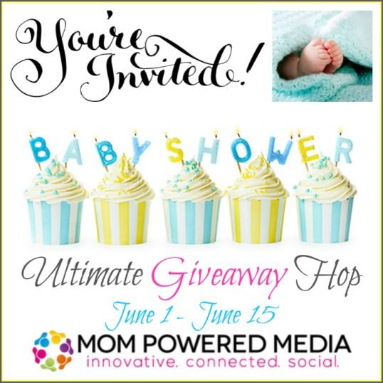 Ultimate Baby Shower Giveaway Hop