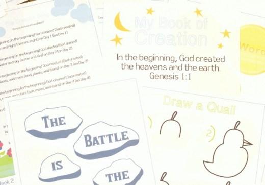 God's Little Explorers - An Awesome Christian Preschool Curriculum