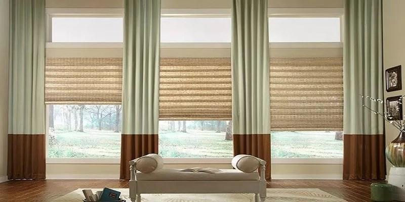Novel Master Bedroom Window Treatments | Motherhoods Bliss