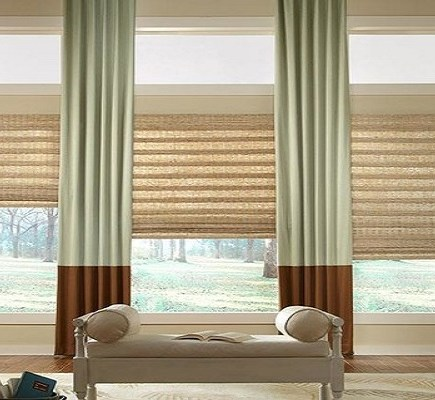 Novel Master Bedroom Window Treatments