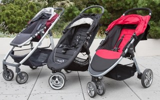 Single Stroller Review