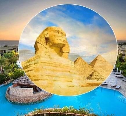 Best Tourist Attractions When Visit Egypt