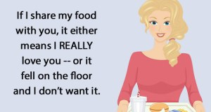 Funny ecard food women motherhumor