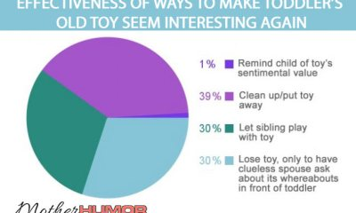 MOM HUMOR CHART TODDLER'S TOY