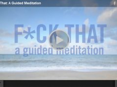 f*ck that meditation video picture