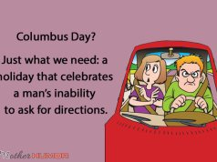 funny ecard about Columbus Day