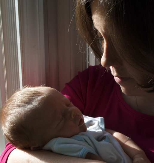the mystery of mothering unfolding