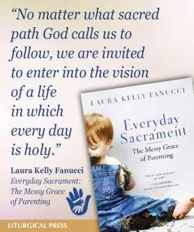 Everyday Sacrament - holy