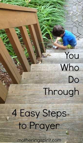 you who do through
