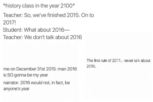 2016 memes