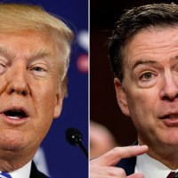 Donald Trump Just Changed His Story About James Comey's Firing