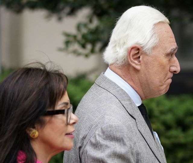 Roger Stones Trial Is Going Very Badly For Roger Stone Mother Jones
