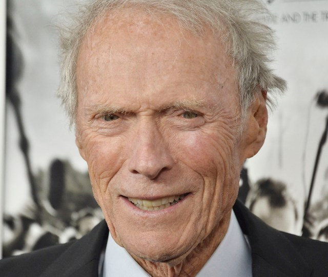 I Wish Clint Eastwood Would Do To Himself What Female Movie