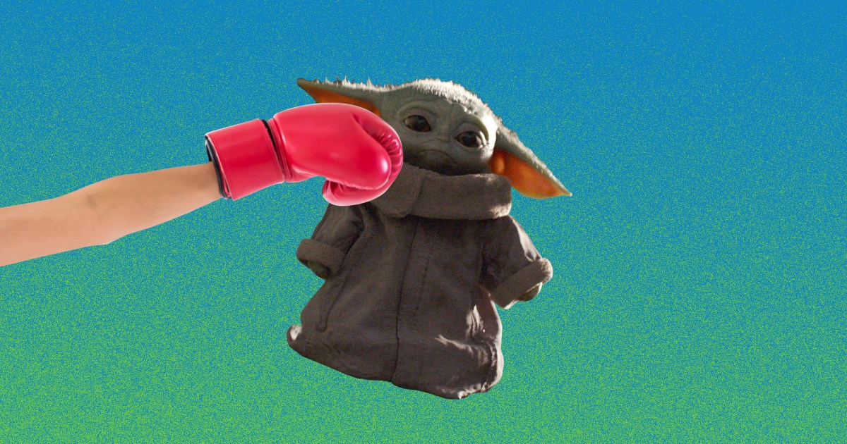 I Want To Punch Baby Yoda And Science Backs Me Up Mother Jones