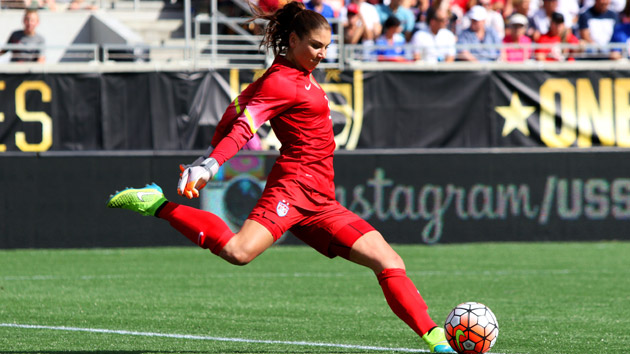 We Talked To Hope Solo About Why The Us Women S Soccer