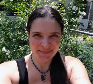 Maggie Estes selfie