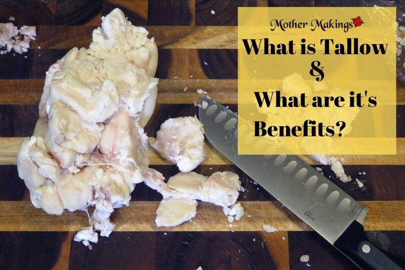 Read more about the article What is Tallow and What are its Benefits? [Definition]