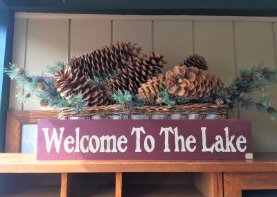 Welcome to The Lake Pic