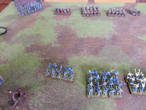 Kings of War Demonstration Game