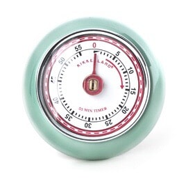 Seafoam Magnetic Kitchen Timer