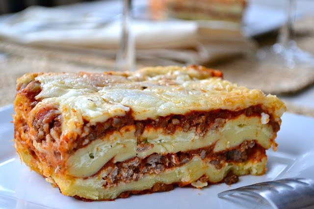 homemade lasagna noodles