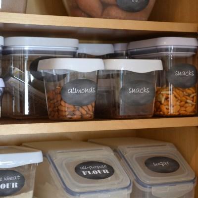 Organize Now! Week 6: Organize Your Pantry