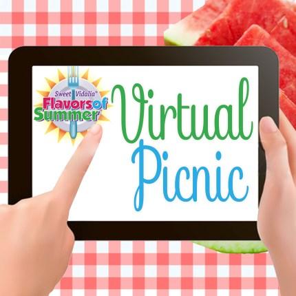 Virtual picnic logo