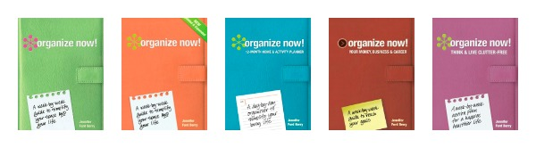 Organize Now! Think & Live Clutter-Free