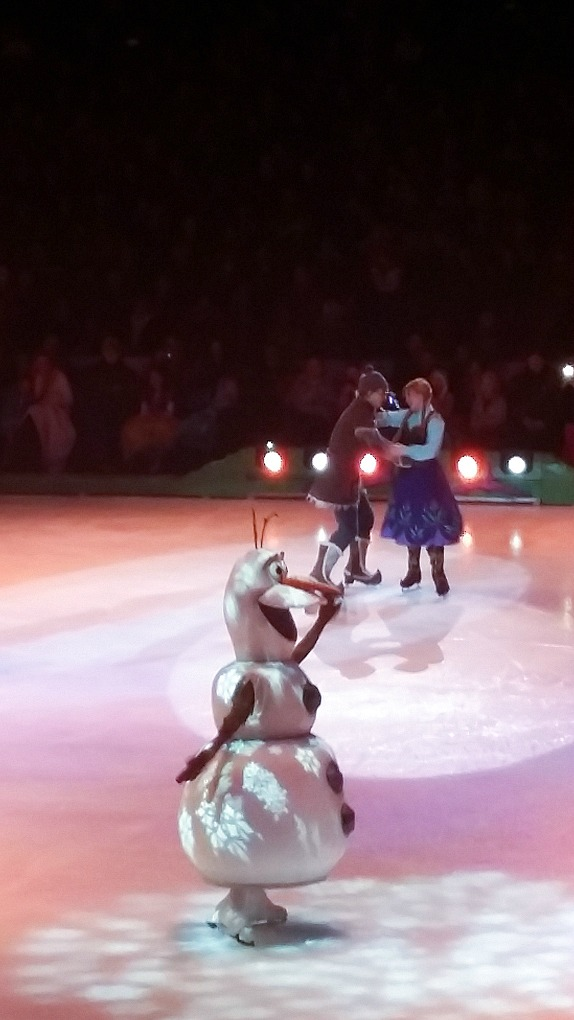 Disney On Ice Presents Princesses and Heroes