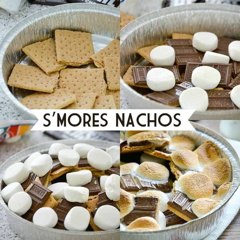 S'mores Nachos   Mother Thyme